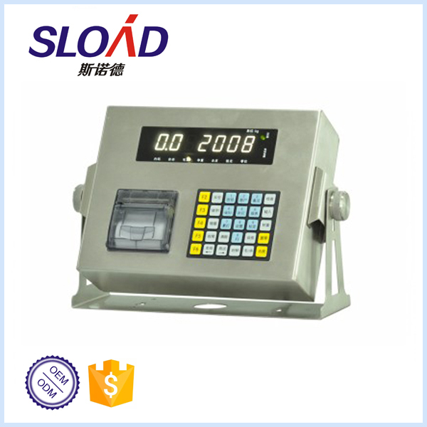 D2008FA weighing indicator controller