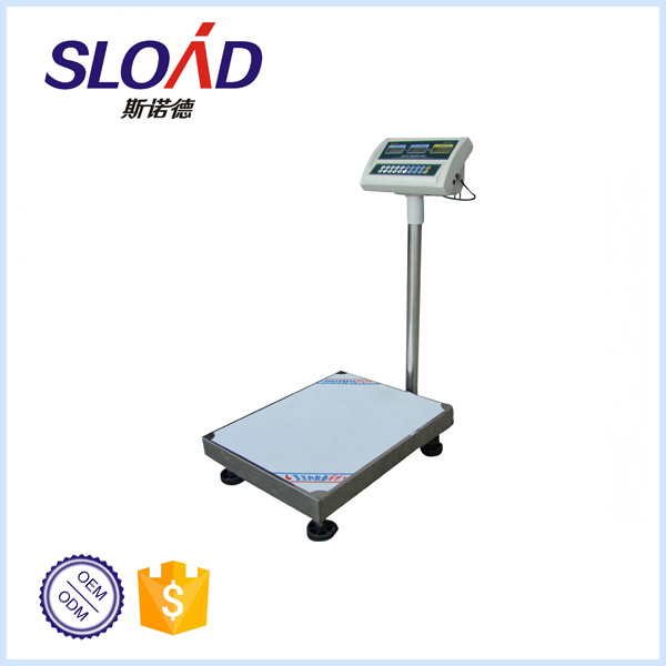 BCS T11 platform scale and counting bench scale