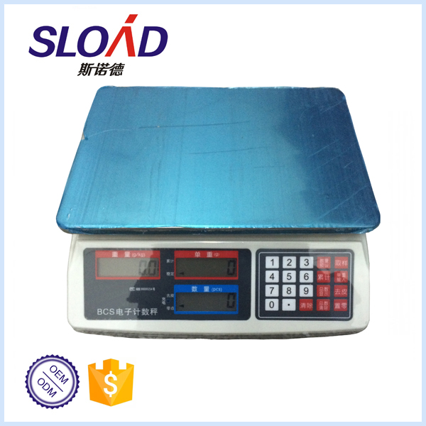 A38 sensitive weighing scales