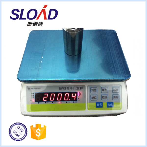 A38 30kg weighing scale