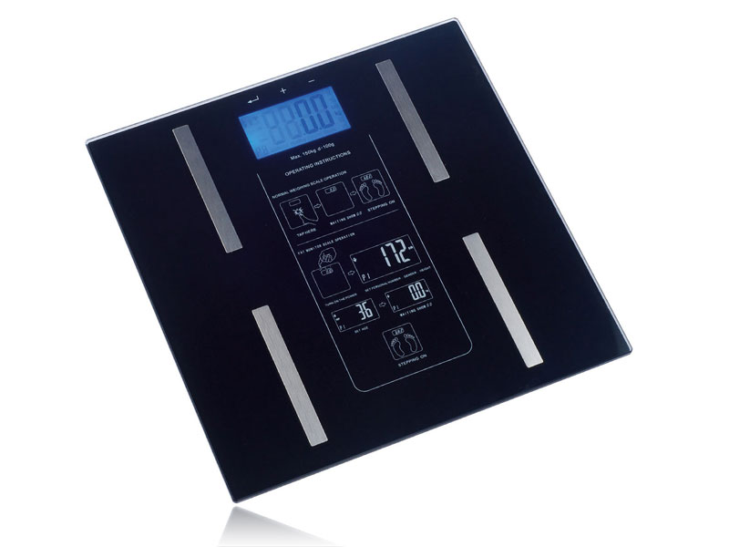 digital bathroom body scale AND bathroom scale body fat