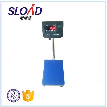 A12 platform weighing scale