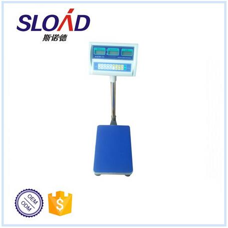 SPB03 150kg 300kg  electric bench scale